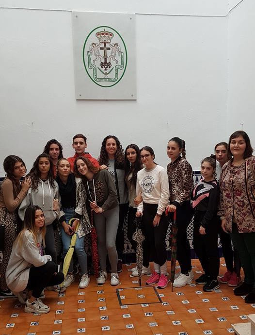 AionSur Hermandad-Esperanza-Arahal Alumnado del Al-Ándalus convierten las prácticas de una asignatura en una labor solidaria Educación  destacado