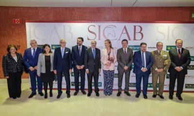 AionSur InauguracionSICAB2018b-2-400x240 Arranca SICAB, que convierte de nuevo a Sevilla en capital mundial del caballo Sociedad