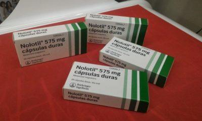 AionSur Nolotil-400x240 Afectados por consumo de Nolotil presentarán una demanda conjunta Salud