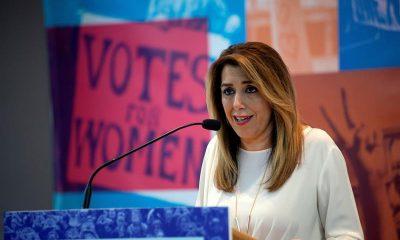 AionSur Susana-Diaz-400x240 Susana Díaz da a luz a su segundo hijo, una niña que se llamará Rocío Sevilla Sociedad