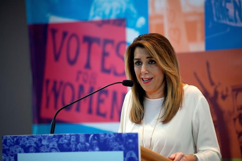 AionSur Susana-Diaz Denuncian en los juzgados a Susana Díaz por las listas de espera en sanidad Salud