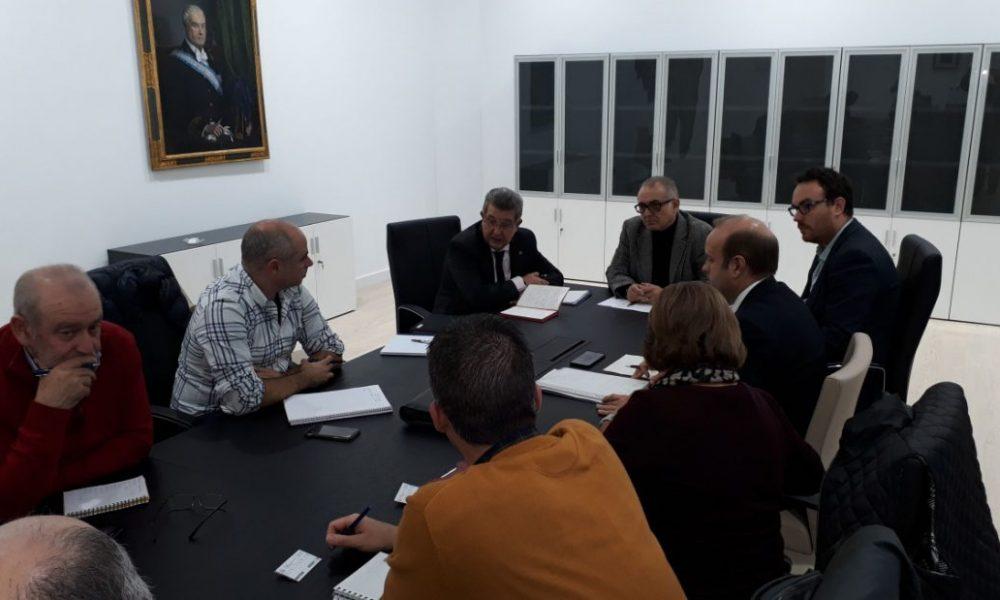 AionSur alcaldes-CHG-gobierno-1000x600 La CHG destinará 400.000 euros para paliar los efectos del temporal en la provincia Sevilla