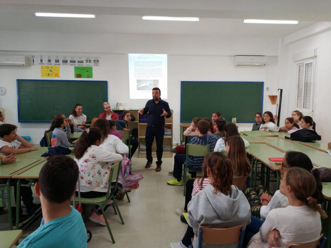 """AionSur alcante-escuela """"Al cante en la escuela"""", una oportunidad para enseñar flamenco en Mairena del Alcor"""