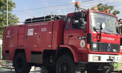 """AionSur bomberos-diputación-PP-400x240 Nuevos cierres del parque de bomberos de Santiponce por """"falta de personal"""" Sociedad"""