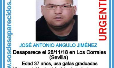 AionSur desaparecido-Gerena-400x240 Desaparecido un hombre en la localidad de Los Corrales Provincia