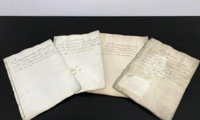 AionSur documentos-históricos-Arahal-400x240 El Ayuntamiento de Arahal adquiere tres inventarios manuscritos de gran valor histórico Arahal  destacado