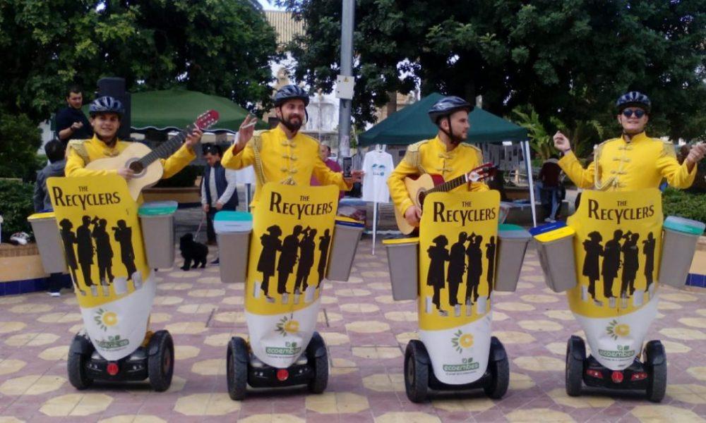 AionSur ecoembes-Morón-campaña-1000x600 Ecoembes termina en Morón la campaña del reciclaje de envases de la Mancomunidad Campiña 2000 Medio Ambiente  destacado