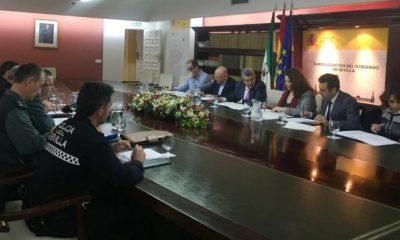 AionSur efectivos-jornada-electoral-Sevilla-400x240 Casi 4.000 efectivos velarán por la seguridad de la jornada electoral Política