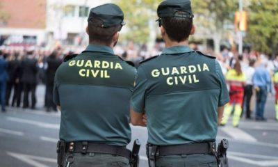 AionSur guardia-civil-400x240 Detenido en Mairena del Alcor por disparar con una escopeta contra dos personas Sucesos