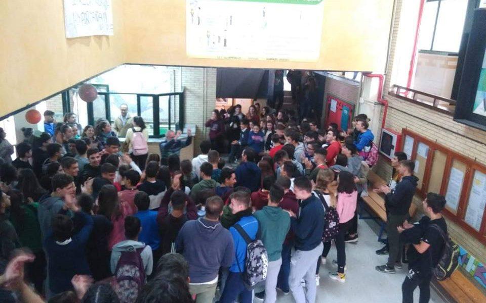 """AionSur iesalandalus-Arahal-960x600 El alumnado del IES Al-Ándalus recorrerá """"Kilómetros de Solidaridad"""" para ayudar a la infancia Educación  destacado"""