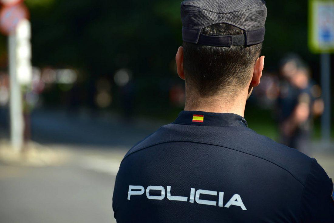 AionSur policia-nacional Detenido en Morón de la Frontera un profesor de baile por abusar de un alumno con discapacidad Morón de la Frontera Sucesos  destacado