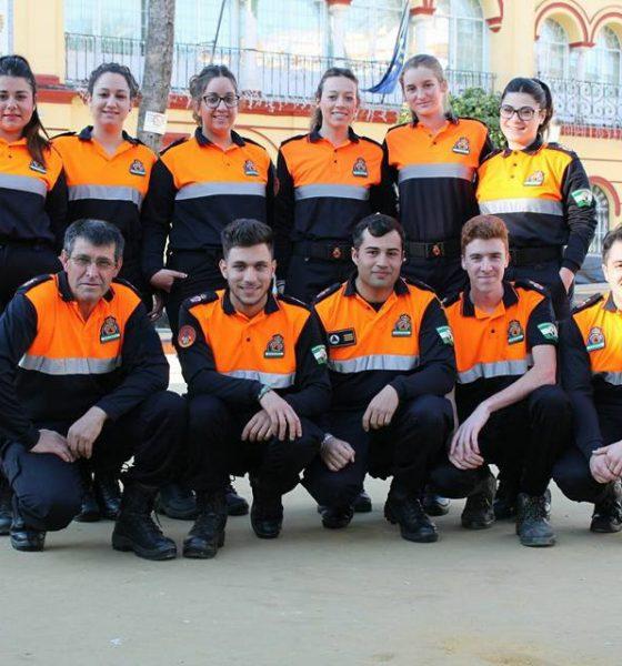 AionSur protección-civil-Arahal-560x600 Reconocimiento a Protección Civil Arahal en el Día del Voluntariado Voluntariado