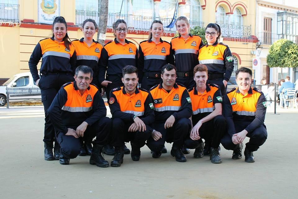 AionSur protección-civil-Arahal Reconocimiento a Protección Civil Arahal en el Día del Voluntariado Voluntariado