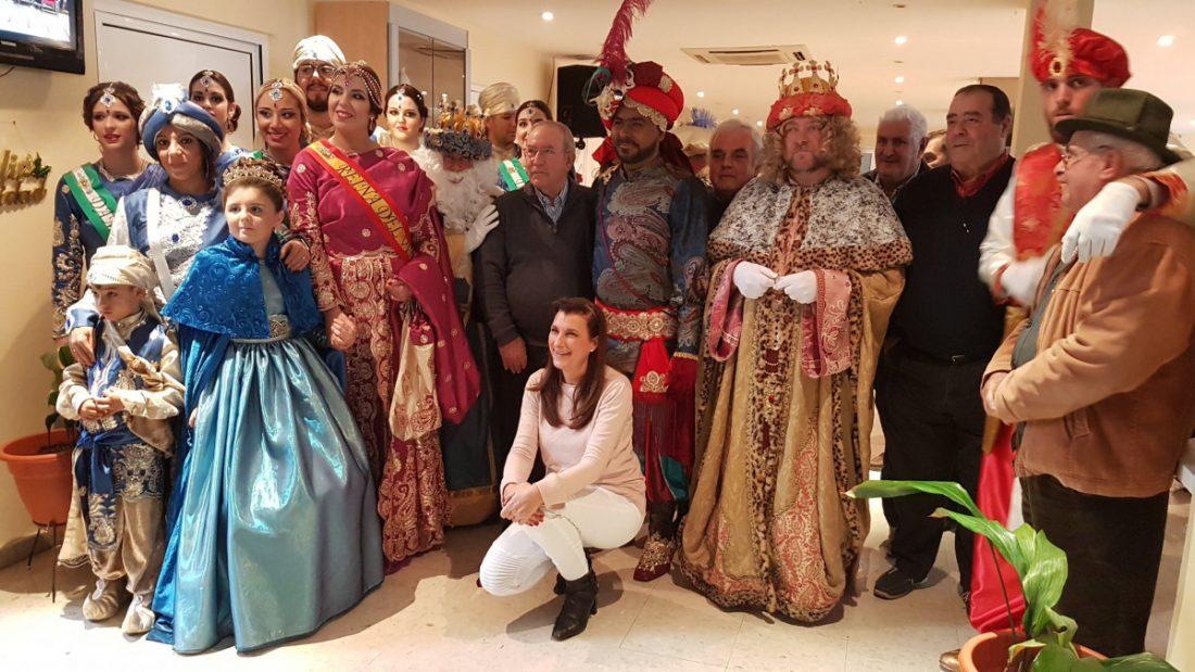AionSur reyes-magos-Arahal Tres empresarios encarnarán a los Reyes Magos de Oriente en Arahal Arahal  destacado