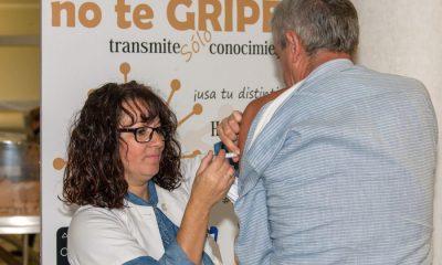 AionSur vorgem-Rocío-hospital-gripe-400x240 Dos dosis de vacuna de la gripe en personas trasplantadas protegen mejor frente a la gripe, según un estudio Salud