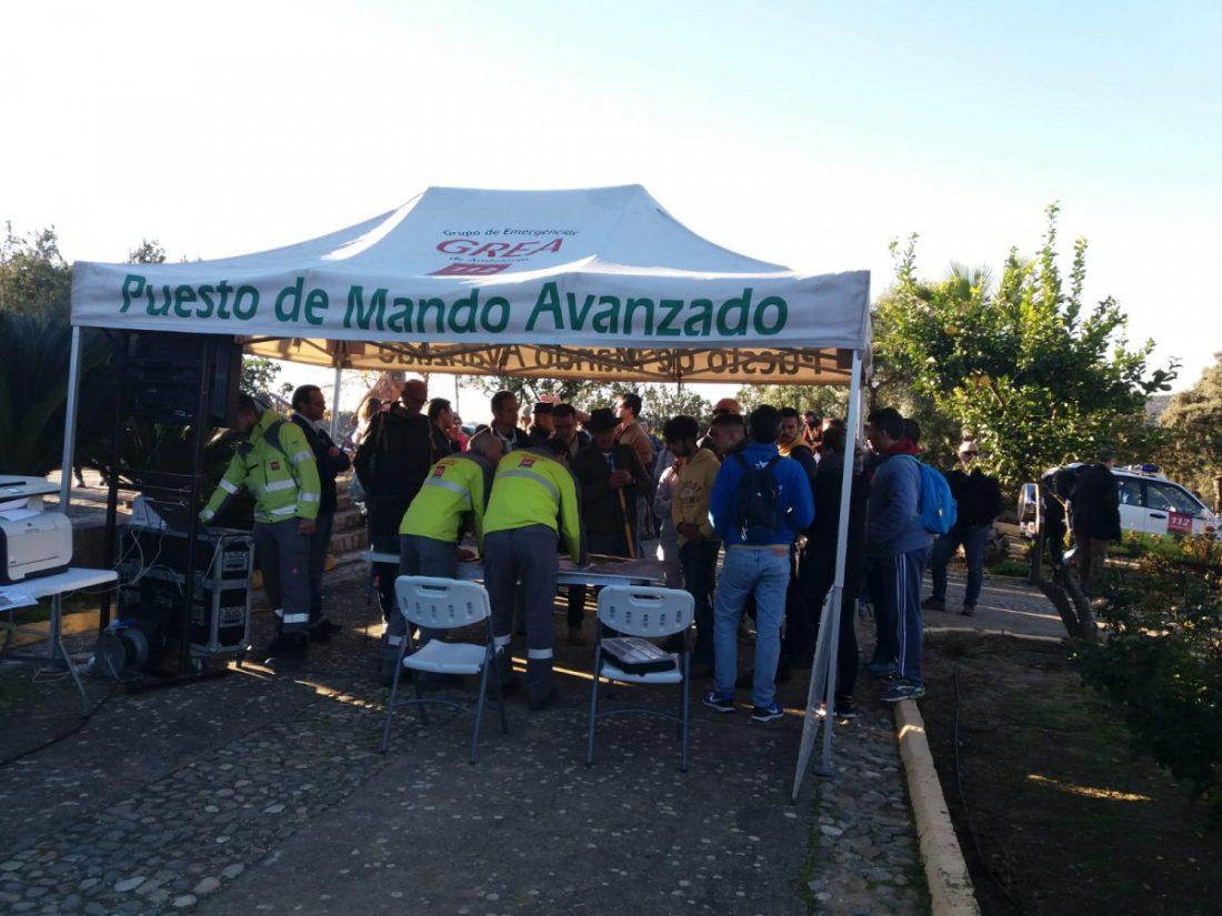 AionSur 112-1 Se reanuda la búsqueda de los desaparecidos en Marchena y Castillo de las Guardas Sucesos  destacado