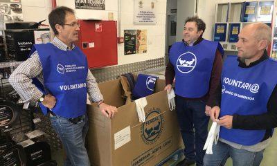 """AionSur Banco-alimentos-400x240 Los bancos de alimentos recogen más de 2,7 millones de kilos durante su """"Gran Recogida"""" Sociedad"""