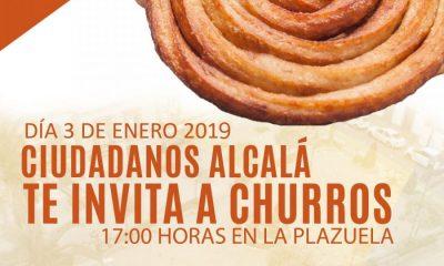 AionSur ChurrosAlcala-400x240 Churros gratis en Alcalá de Guadaíra para fomentar las compras locales Alcalá de Guadaíra Sin categoría Sociedad