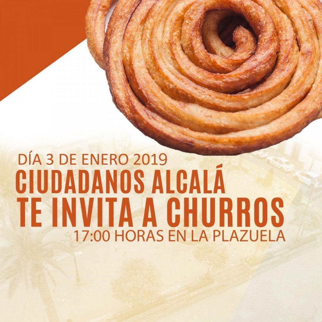 AionSur ChurrosAlcala Churros gratis en Alcalá de Guadaíra para fomentar las compras locales Alcalá de Guadaíra Sin categoría Sociedad