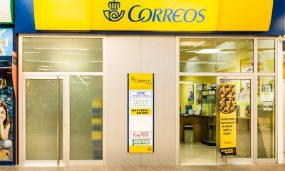 AionSur Correos-400x240 Correos convoca 3.421 puestos de trabajo para distintos puestos Economía