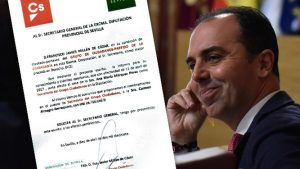 AionSur DiariodeSevilla-300x169 El portavoz de Ciudadanos en Sevilla cesó a su secretaria a la semana de dar a luz Política destacado