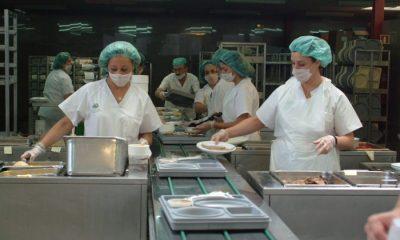 AionSur Hospital-cocina-400x240 La cocina del Virgen del Rocío preparan un menú especial en los festivos de Navidad Salud Sociedad