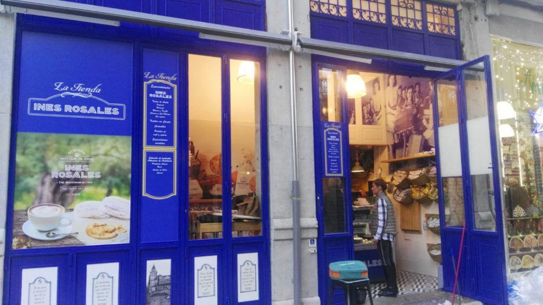 AionSur InesRosales Inés Rosales abre en Granada su cuarta tienda, la primera fuera de la provincia de Sevilla Empresas
