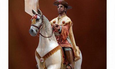 AionSur Santiago-400x240 Los Corrales vuelve a tener una imagen de su patrón, Santiago Apóstol Provincia Sociedad