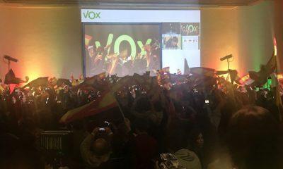 AionSur VOX-400x240 Vox se retira de un pueblo de Huelva tras denunciar un vecino que lo metieron en lista sin saberlo Huelva Política  destacado