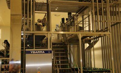 AionSur Ybarra-400x240 Ybarra saca al mercado su primer aceite de la temporada Economía Empresas
