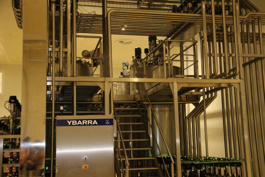 AionSur Ybarra Ybarra saca al mercado su primer aceite de la temporada Economía Empresas