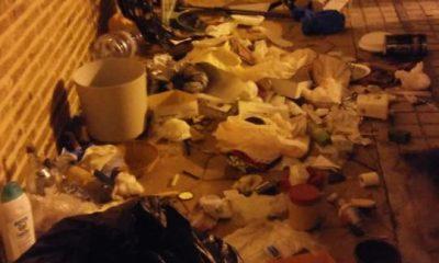 AionSur basura-Marchena-Facebook-400x240 La alcaldesa de Marchena vuelve a denunciar en sus redes basura tirada en la calle Marchena