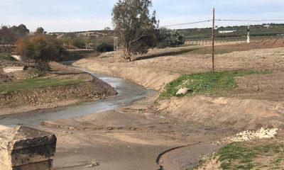 AionSur corbones-400x240 Restaurado el cauce del río Corbones a su paso por La Puebla de Cazalla La Puebla de Cazalla