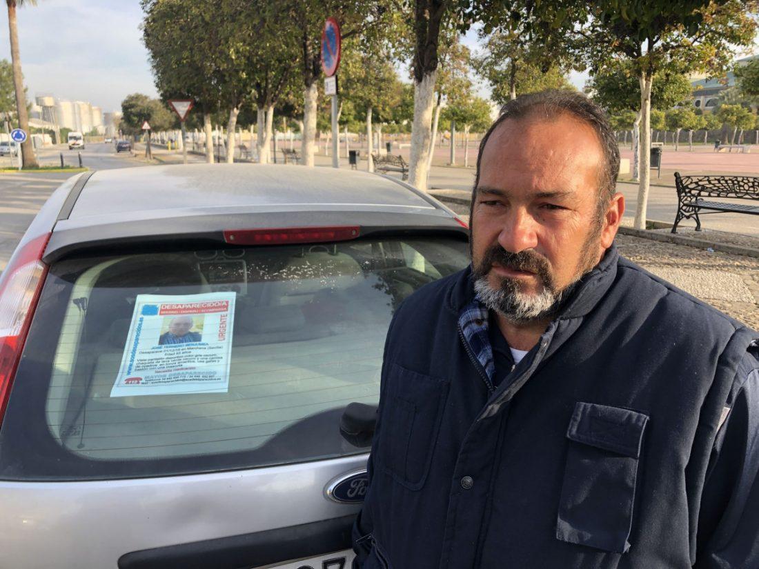 AionSur desaparecido-Marchena-1 Once días sin noticias de José Ternero Benjumea Marchena Sucesos  destacado