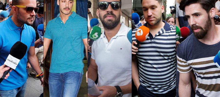 AionSur manada 'La Manada' cumplirá sus penas en cárceles de Andalucía y Castilla y León Sevilla Sucesos