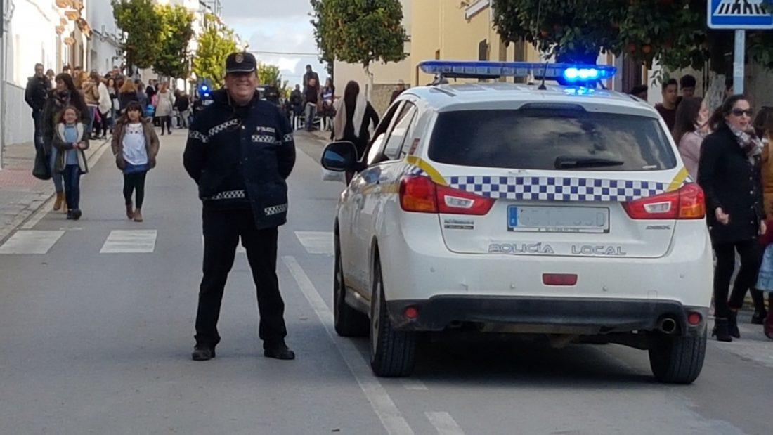 AionSur policía-local-Arahal-1 La Policía refuerza los servicios en Arahal por Navidad Arahal  destacado