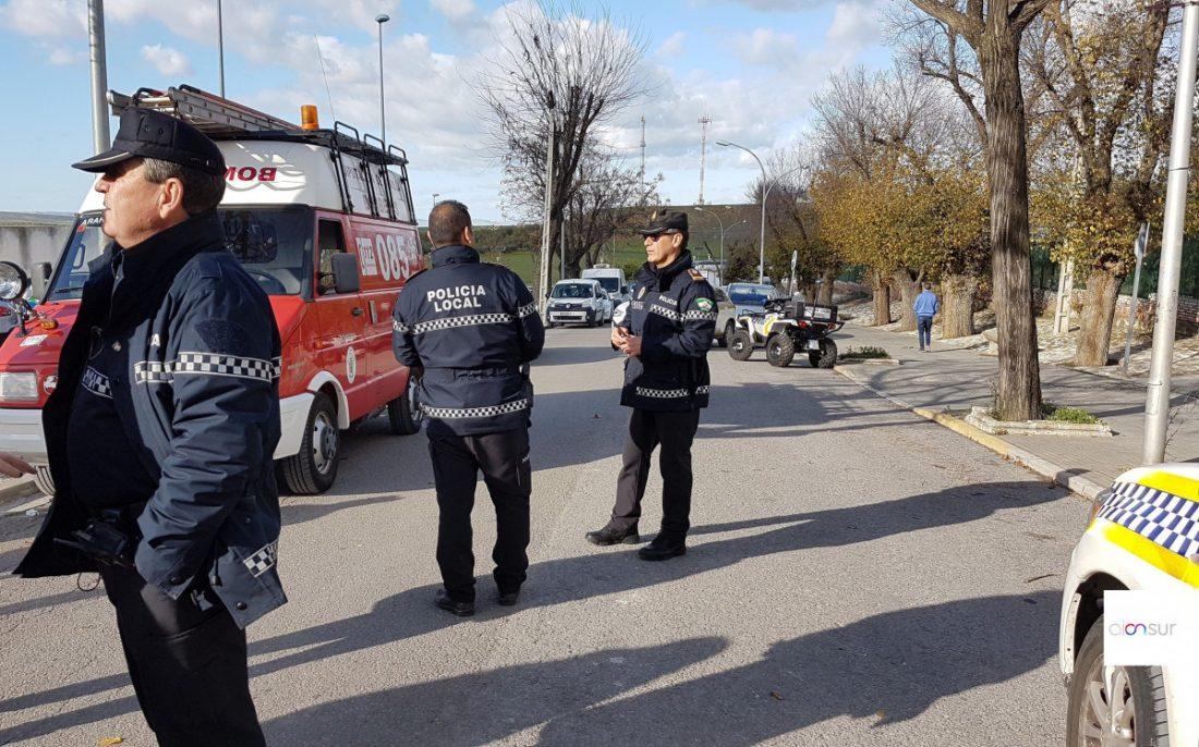 AionSur policia-Arahal-plazas Convocadas 4 plazas de policía local en Arahal Arahal  destacado