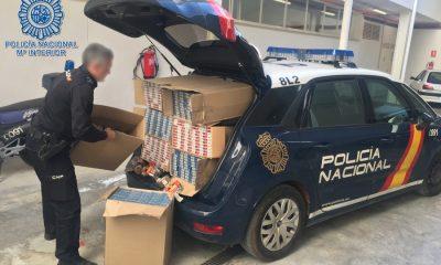 AionSur tabacoecija-400x240 Detenidas 27 personas y desarticulada una red que vendía tabaco de contrabando en Internet Sevilla Sucesos