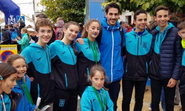 AionSur 20190119_145422-590x354 El Ohmio 'marcha' al ritmo de los grandes Atletismo Deportes  destacado