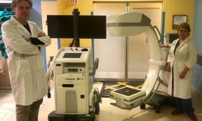 AionSur Arco-C-Neurocirugia-400x240 El Virgen del Rocío incorpora equipamiento de última generación en intervenciones de Neurocirugía Hospitales Salud