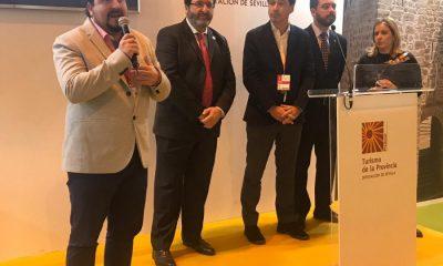 AionSur CarmonaFITUR-400x240 La unión de varias empresas de Carmona hace fuerza por sus celebraciones de calidad Carmona Sociedad