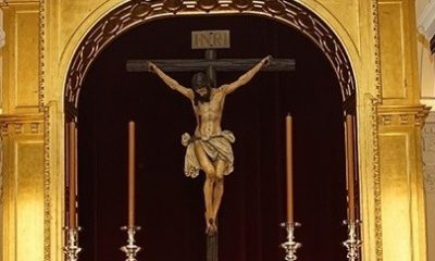 AionSur Cristo-buena-muerte-400x240 Termina la restauración del Cristo de la Buena Muerte de Sevilla Sociedad
