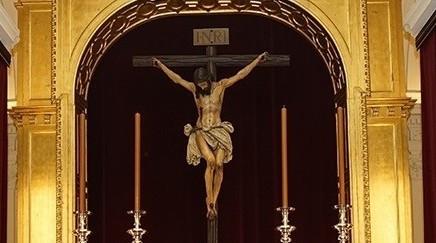 AionSur Cristo-buena-muerte Termina la restauración del Cristo de la Buena Muerte de Sevilla