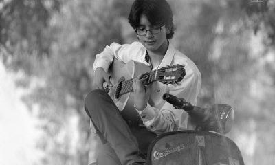 AionSur David-guitarrista-Arahal-400x240 El guitarrista David de Arahal actuará en febrero en la Complutense de Madrid Cultura