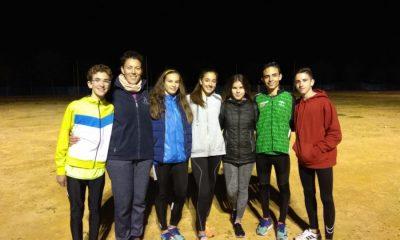 AionSur IMG-20190128-WA0042-400x240 Seis jóvenes del Ohmio, al Nacional de Marcha con Andalucía Atletismo Deportes  destacado