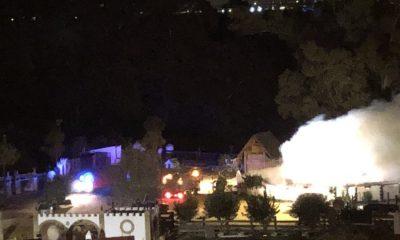 AionSur IncendioMorante-400x240 Extinguido un incendio en la finca del torero Morante de la Puebla Sucesos