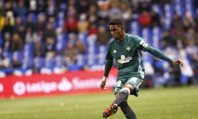 AionSur Junior-400x240 Real Betis: Junior ya entrena con el grupo y se recupera de su lesión Deportes