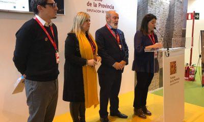 AionSur LaPuebla-FITUR-2019-400x240 Presentada en Fitur la programación de la LI Reunión de Cante Jondo La Puebla de Cazalla  destacado