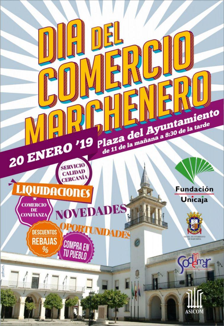 AionSur Marchena_comercio Marchena reúne lo mejor de su comercio local en la Plaza del Ayuntamiento Empresas Marchena