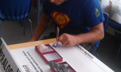 AionSur Minerales_Contacto-400x240 La Universidad de Sevilla consigue que personas invidentes aprecien los minerales Educación Sociedad